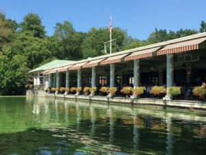 boathouse central park
