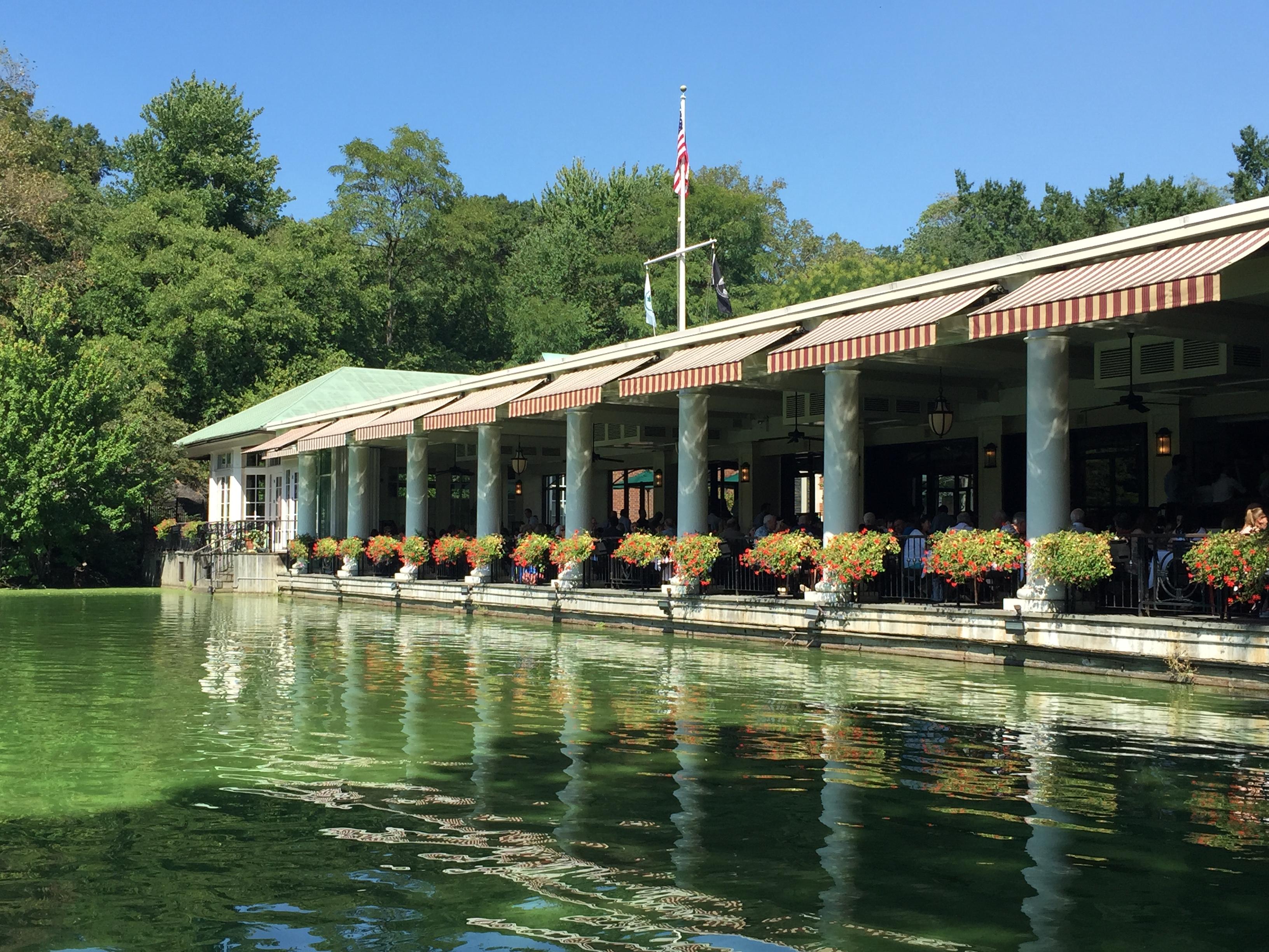 5. Loeb Boathouse Central Park