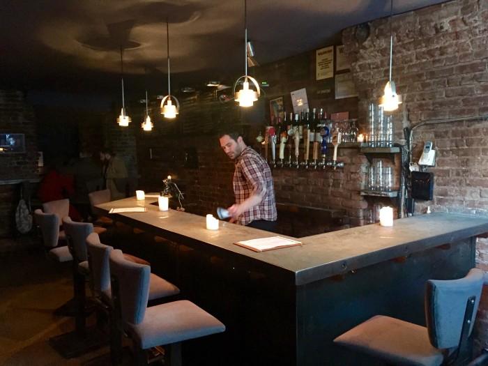 The Otheroom bar