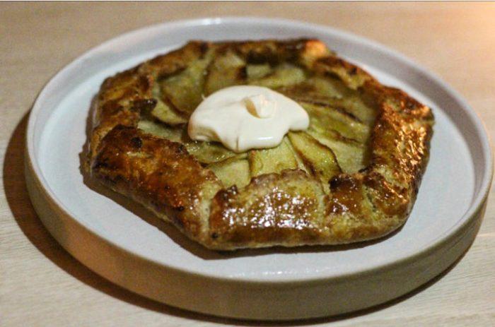 Lilia Apple Tart Dessert