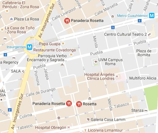 Food Travel Guide Top Spots In Mexico City DF Gourmadela