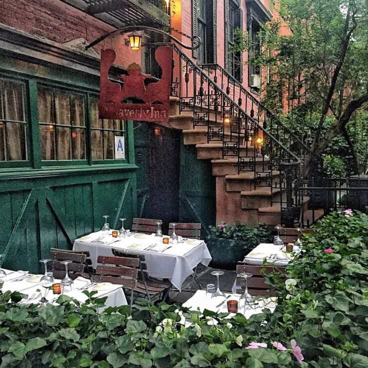 Waverly Inn Restaurant Nyc